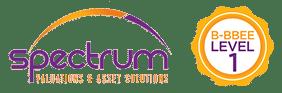 the spectrum logo bee